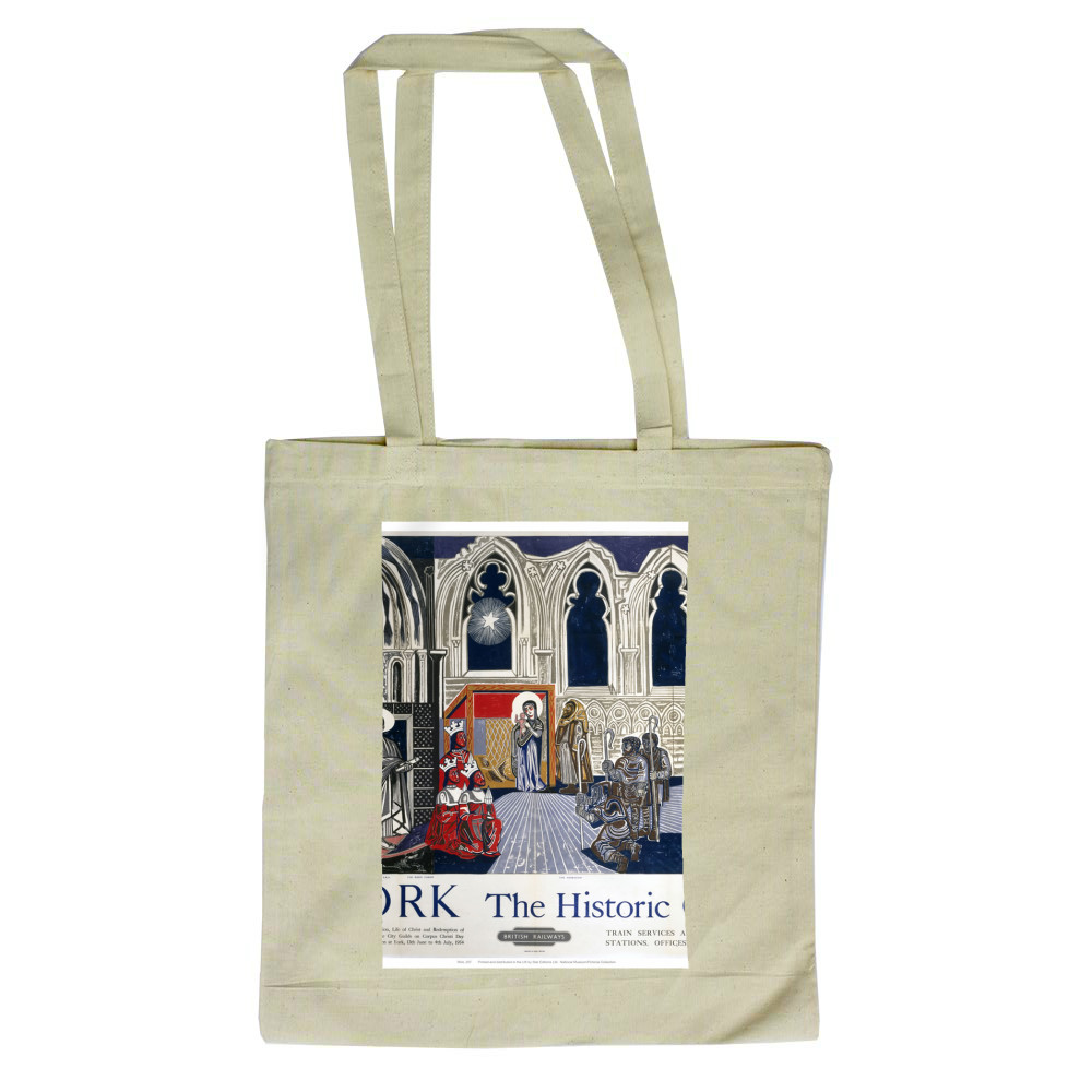 York the Historic City Bag