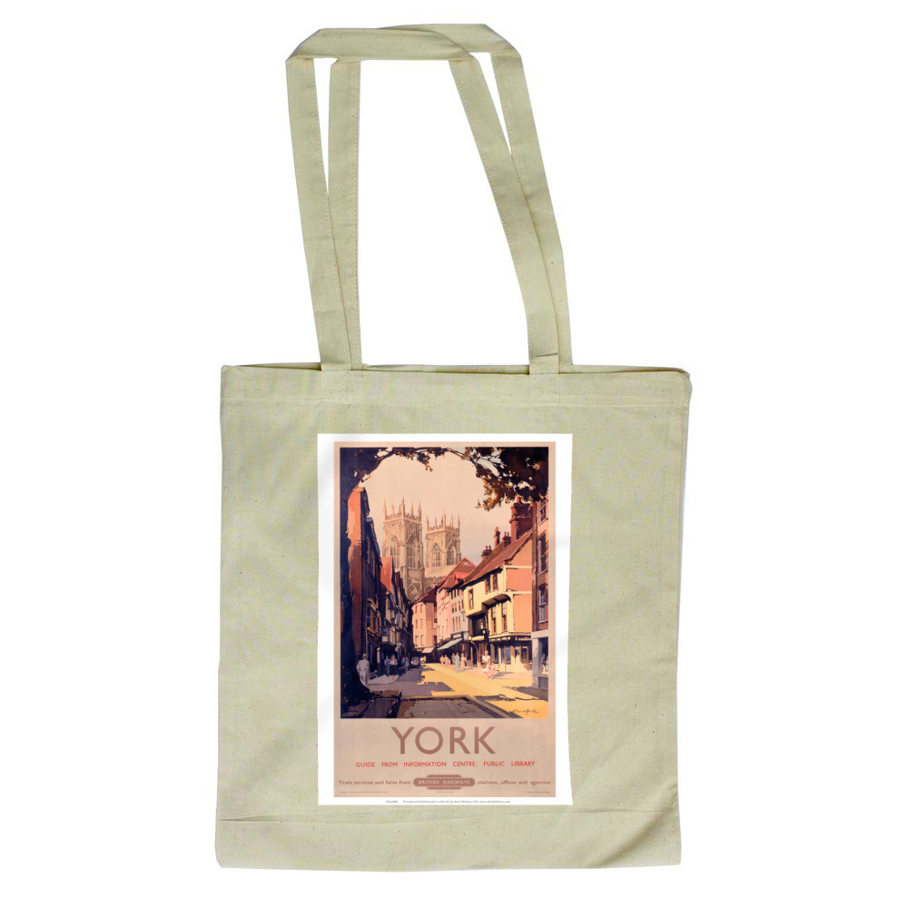 York Street - Guide from information center Tote Bag