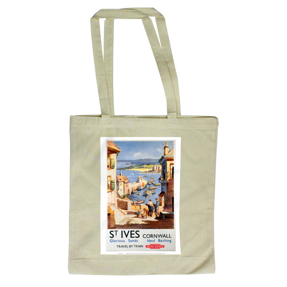 St Ives Cornwall - Glorious sand and Ideal Bathing Tote Bag