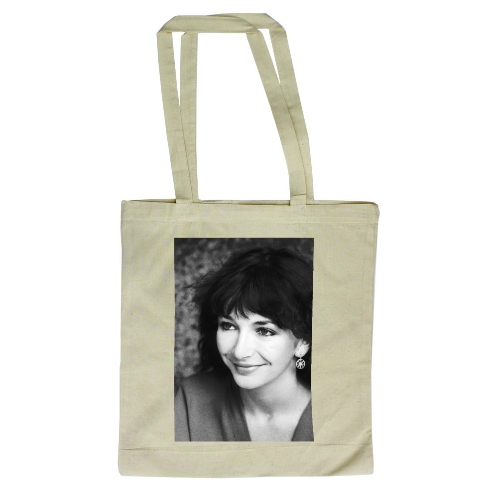 Kate Bush  -  Singer Tote Bag