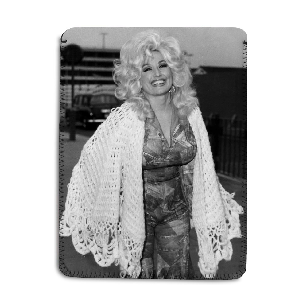 Dolly Parton iPad Sleeve