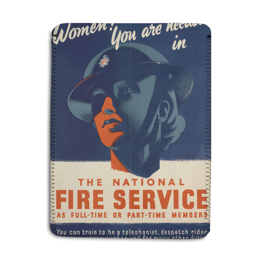 Fire Service iPad Sleeve