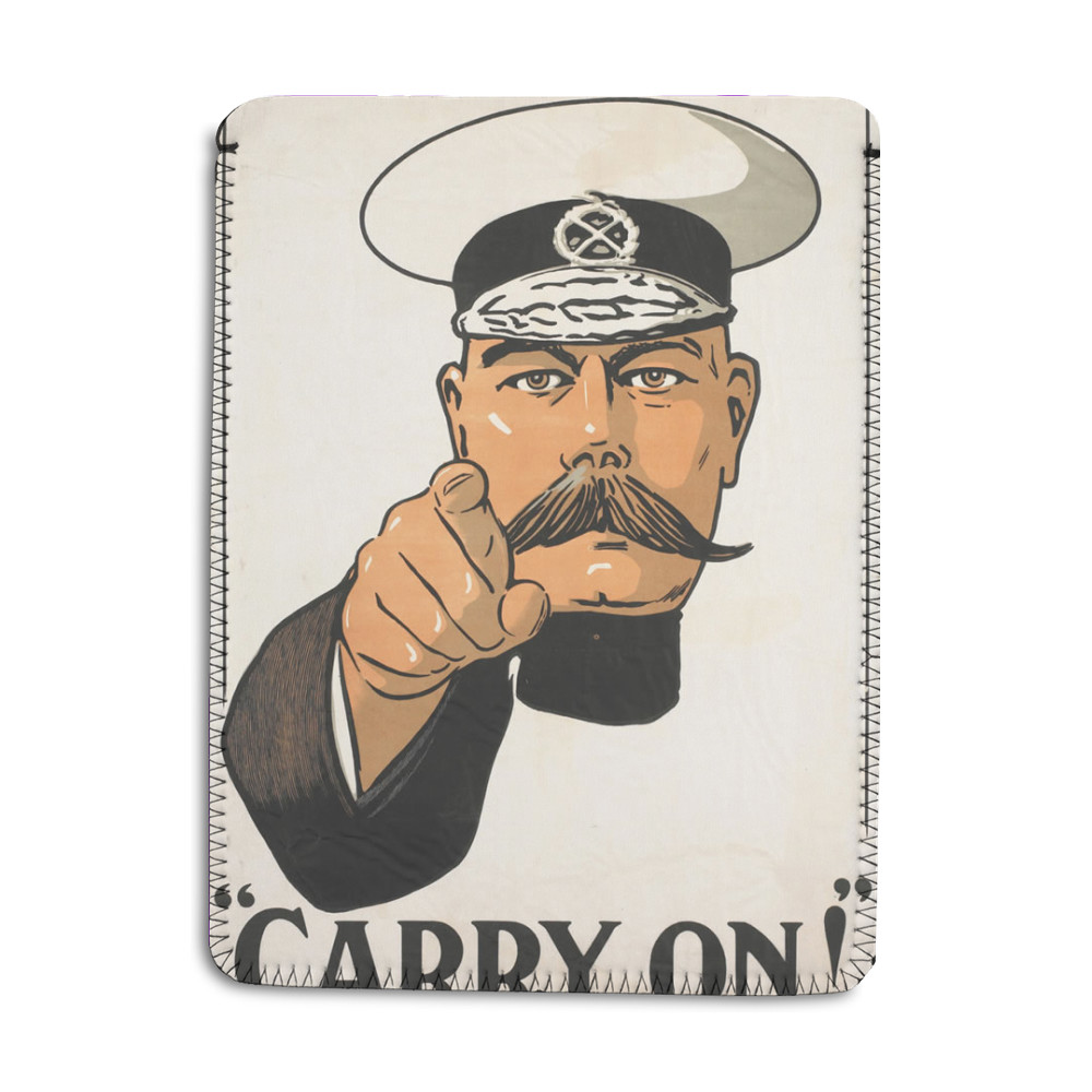 Carry on iPad Sleeve
