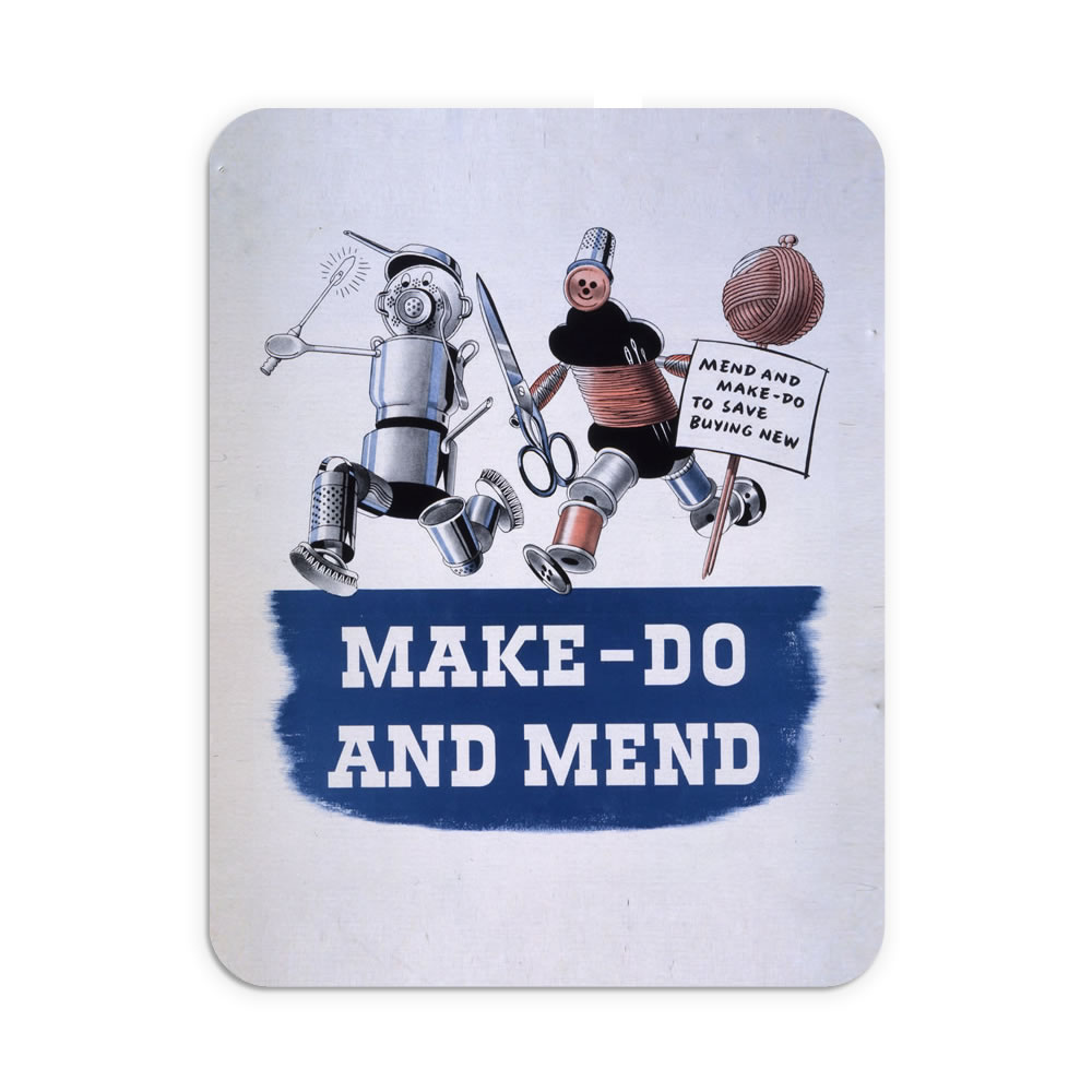 Make Do And Mend Wwii