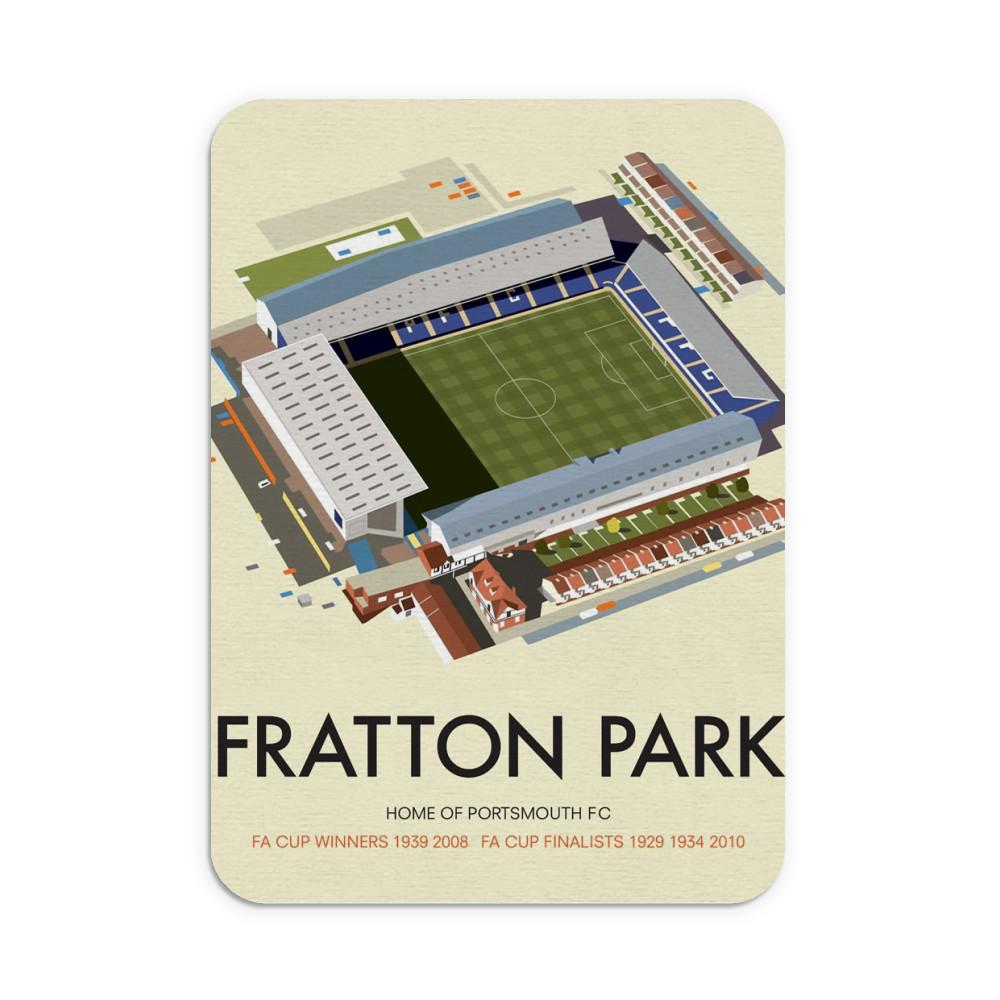 Fratton Park Mouse Mat
