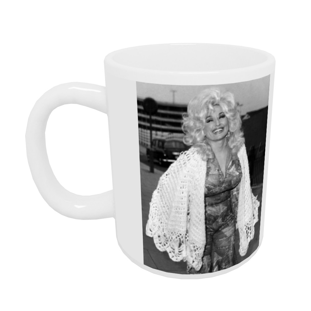 Dolly Parton 10oz Mug