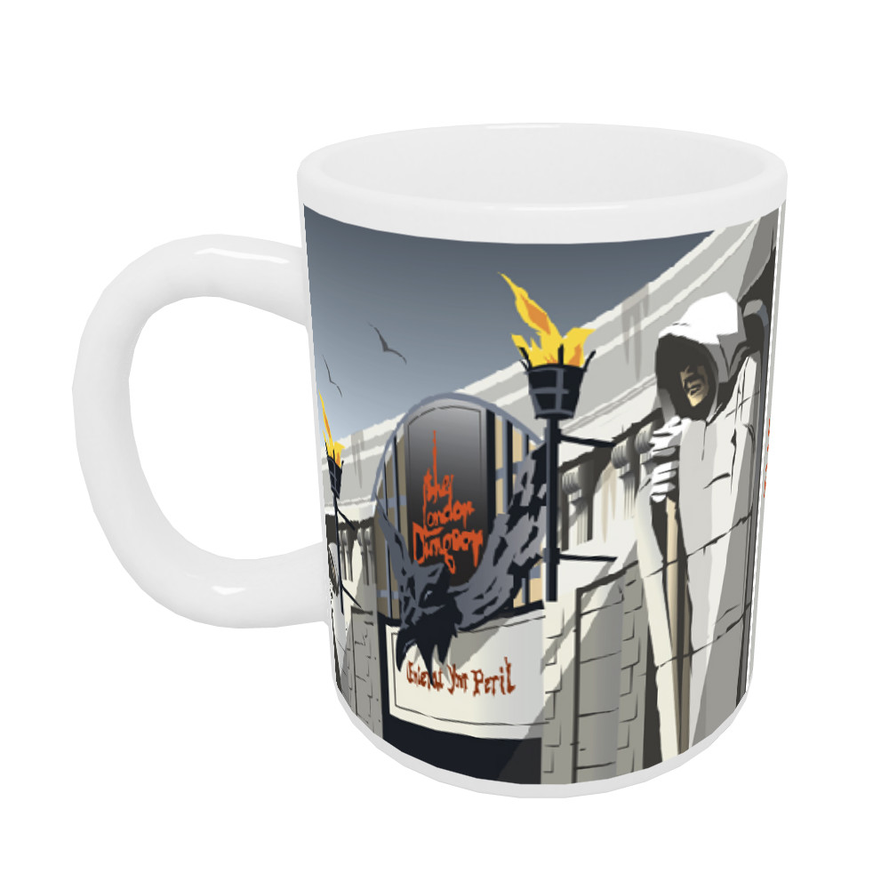 Thompson Travel Uk: London Dungeon Mug