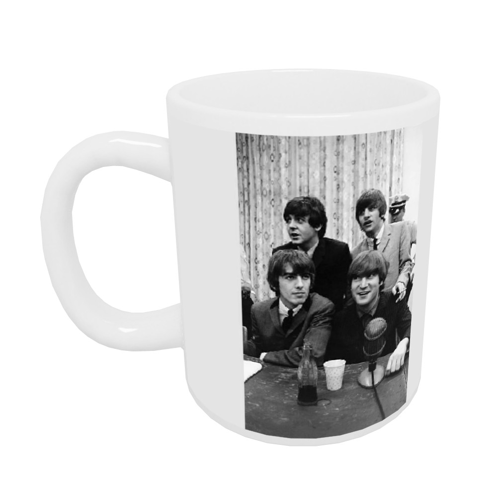 1964 The Beatles announce changes to.. 10oz Mug