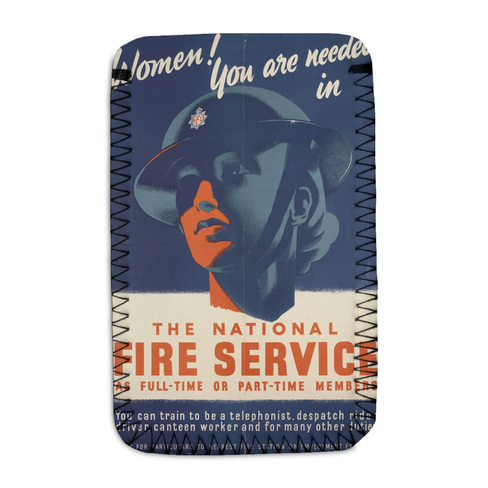 Fire Service Phone Sock