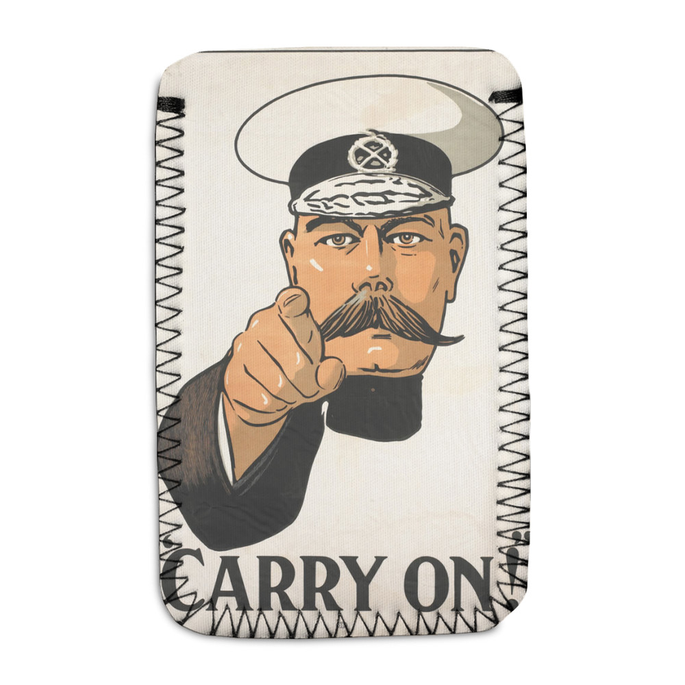 Carry on Phone Sock