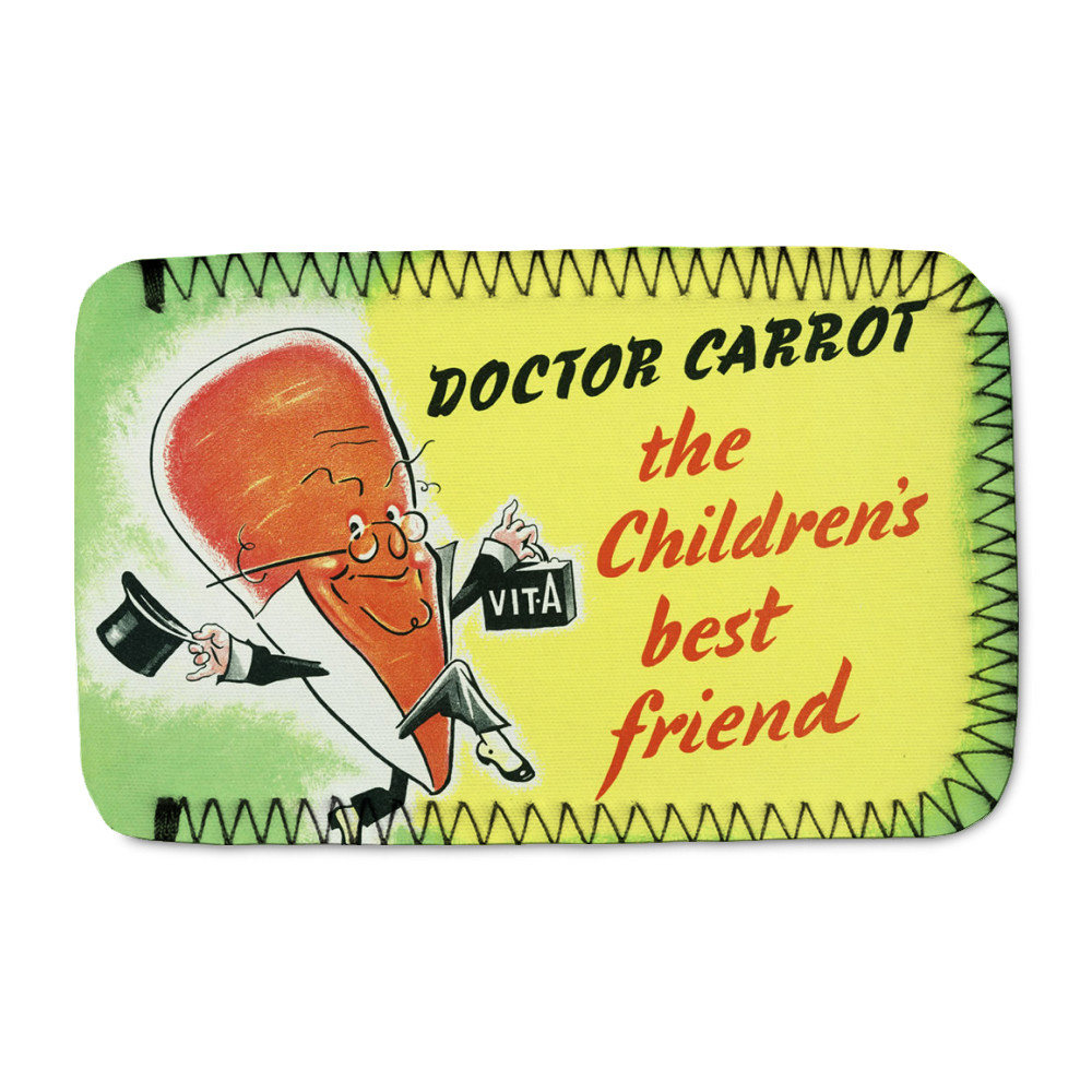 Doctor Carrot Phone Sock