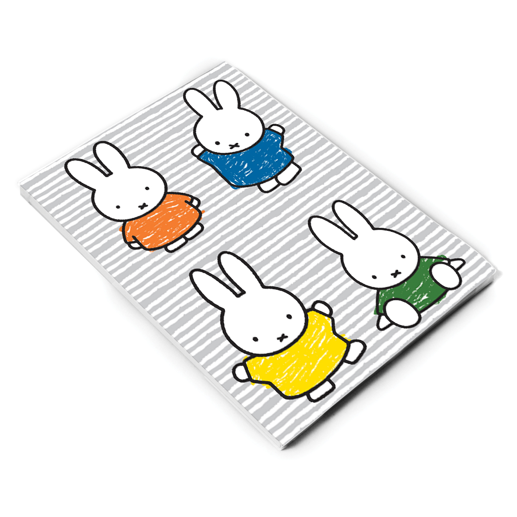 Miffy Coloured Dresses
