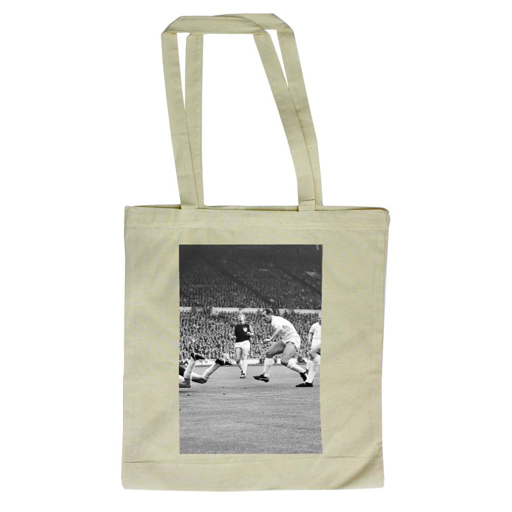 European Cup Winners Cup Final at Wembley Stadium. West Ham United 2 v.. Tote Bag