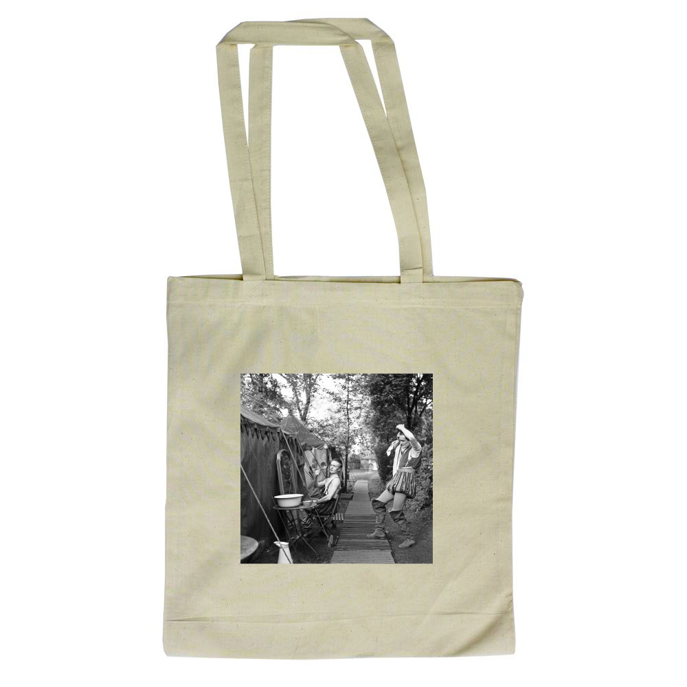 As You Like It, Regents Park, 1947 Tote Bag