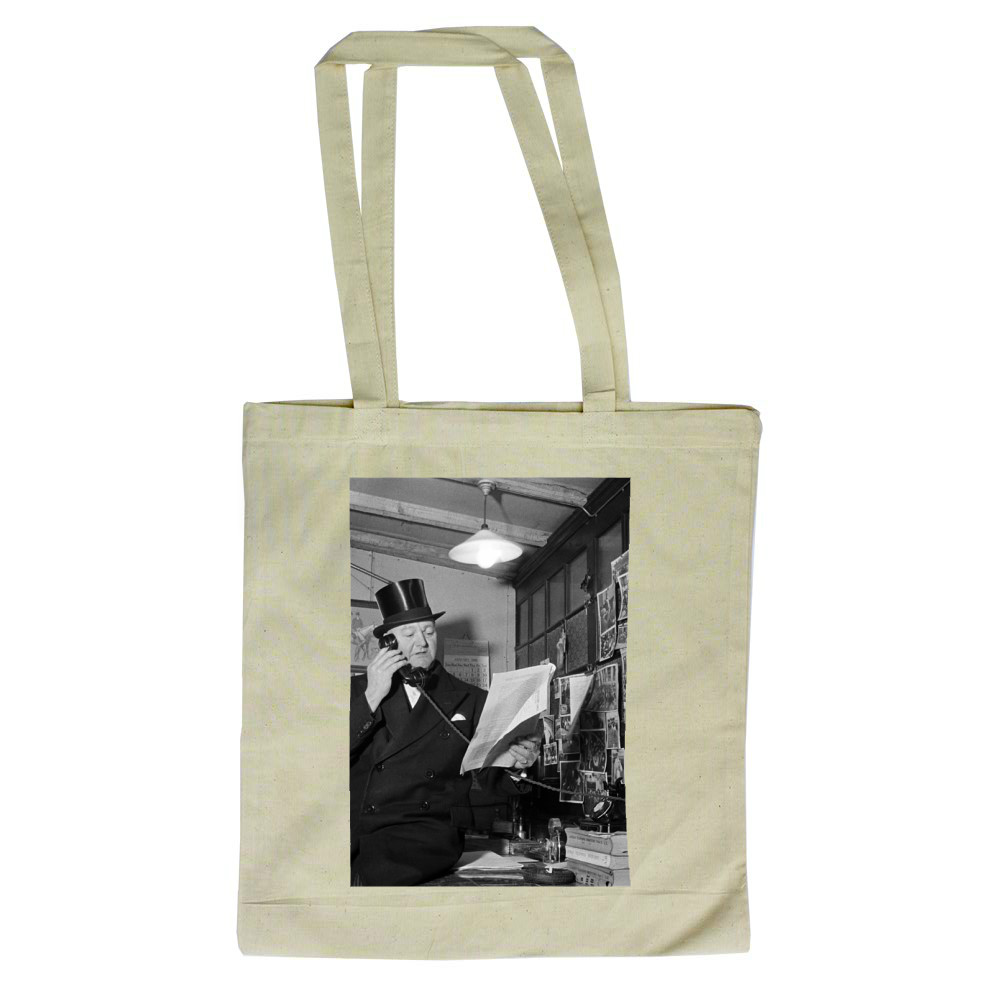 Cart and Van Horse Auction, New Kent.. Tote Bag