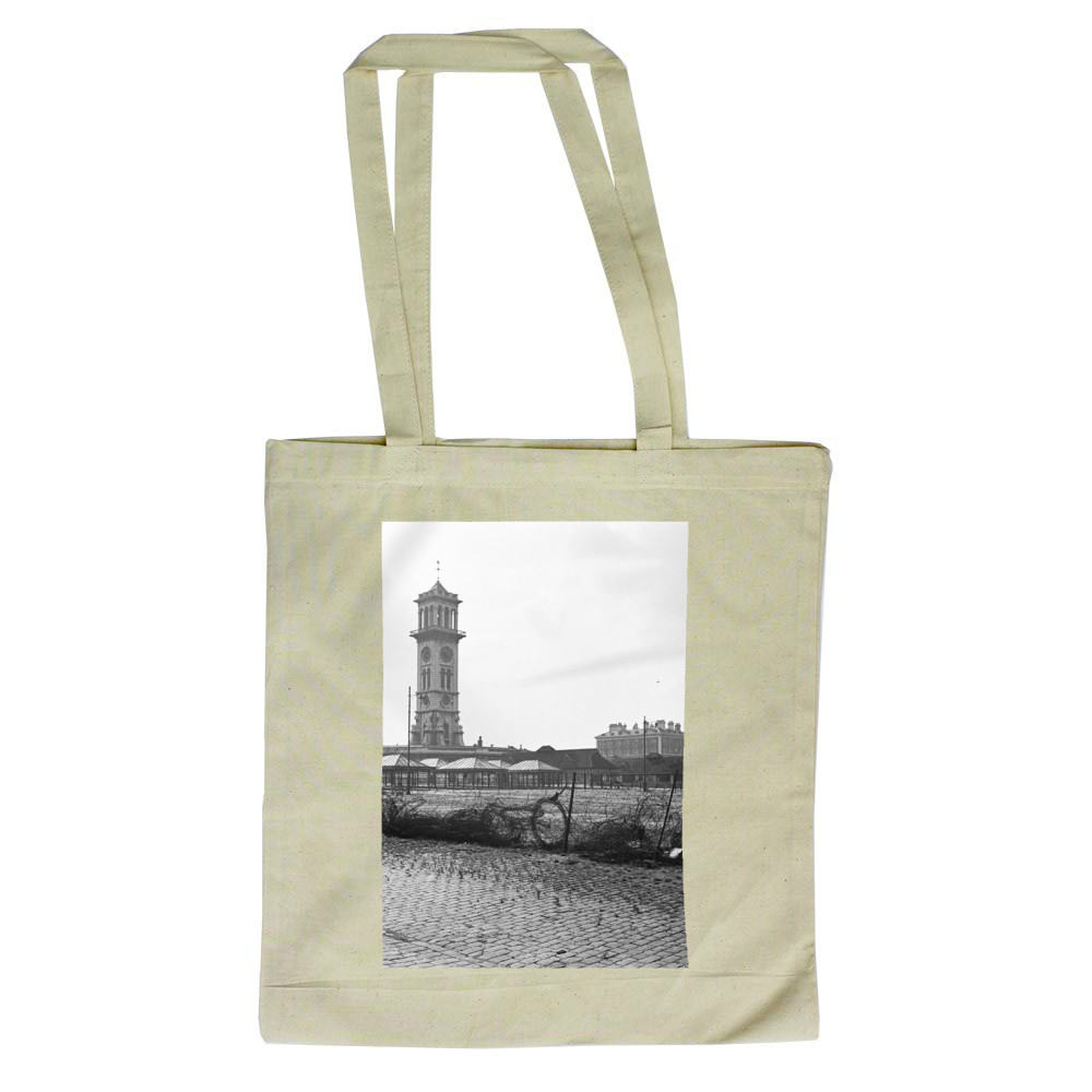 Caledonian Market, just off the.. Tote Bag