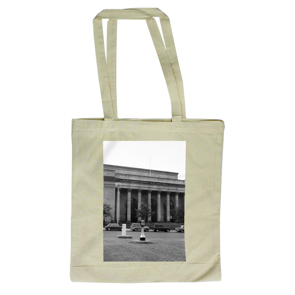 Sheffield City Hall, 1965 Tote Bag