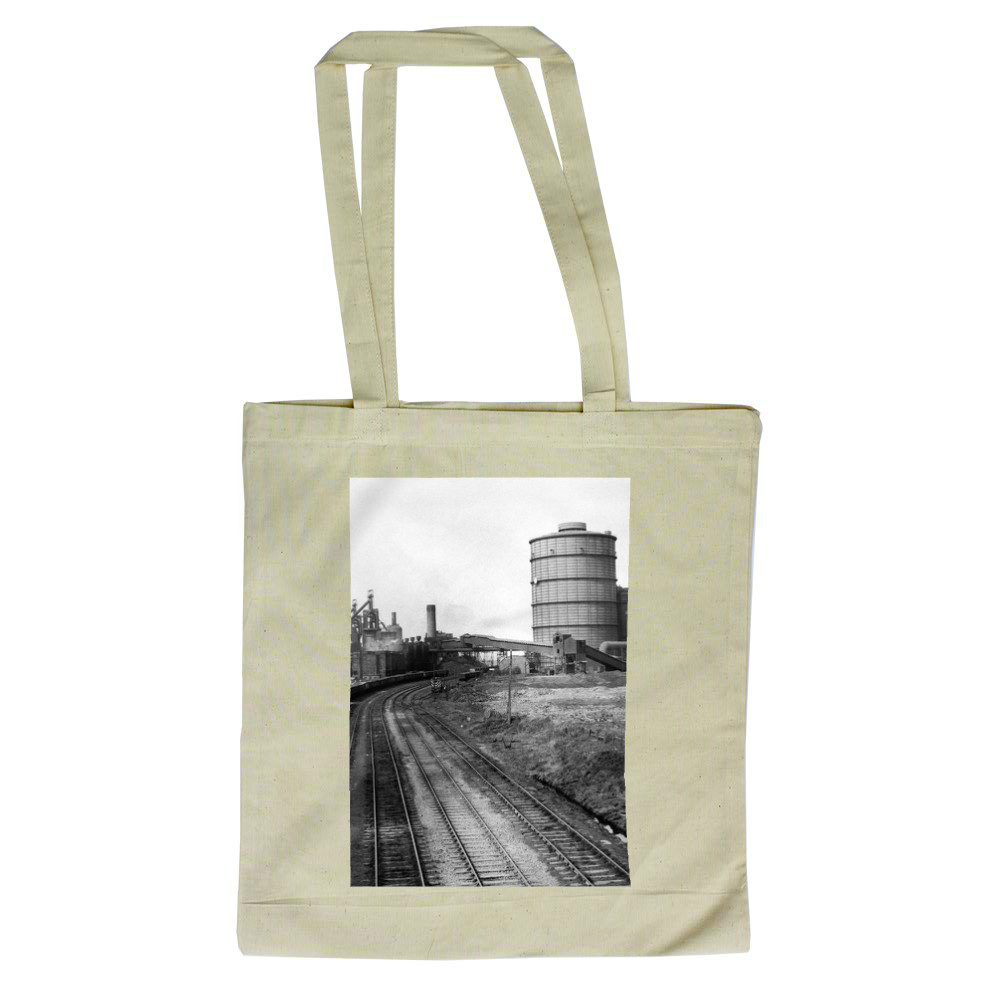 British Steel, Teesside, 1971 Tote Bag