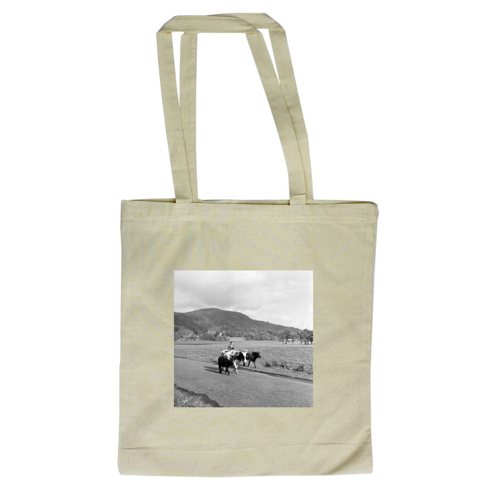 Trossachs, Scotland, 1956 Tote Bag