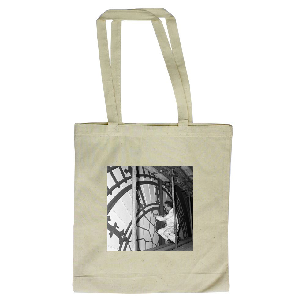 Big Ben 1956 Tote Bag