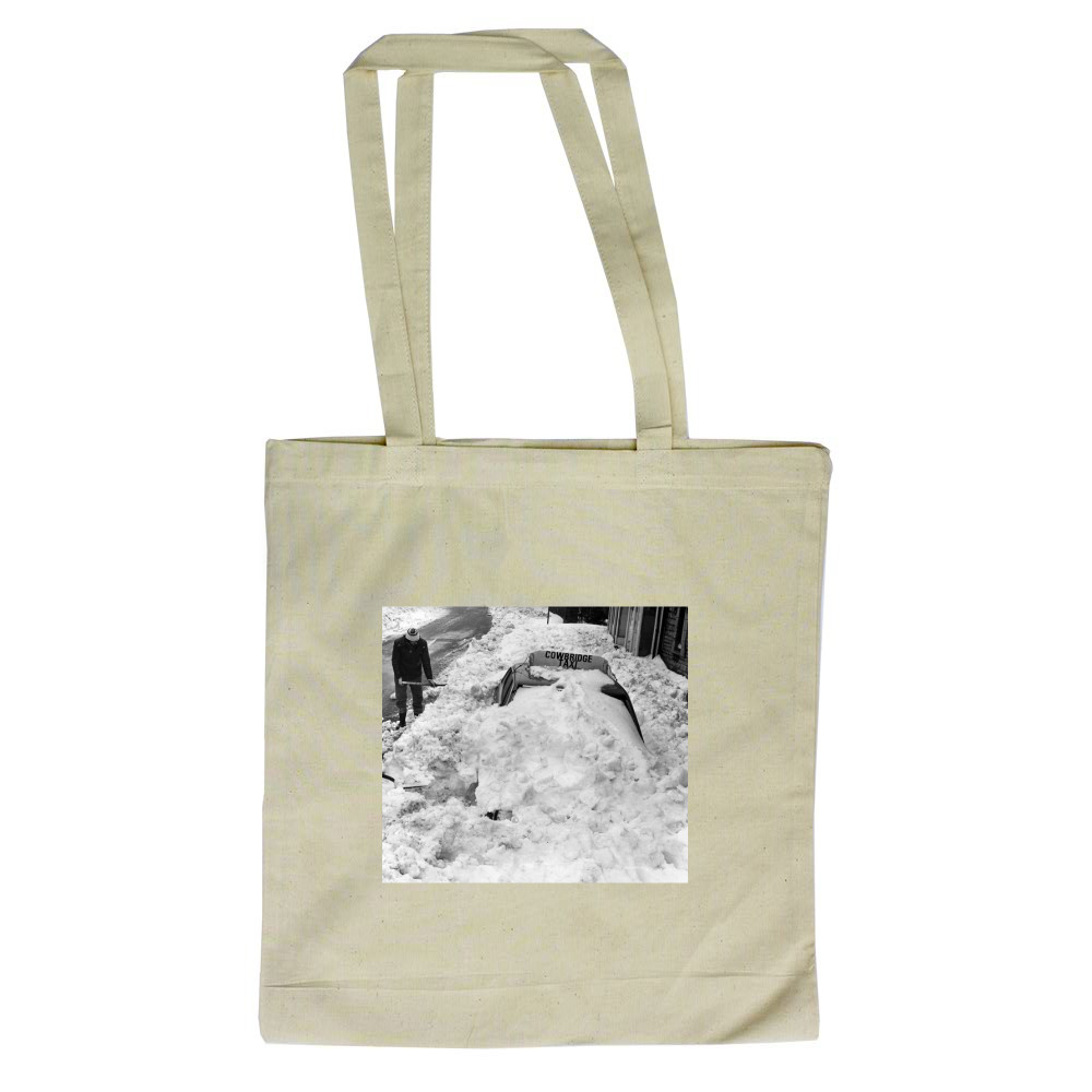 Blizzard 1978 Tote Bag