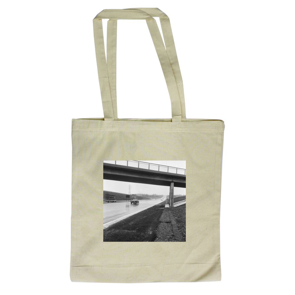 The M1 Motorway Tote Bag Tote Bag