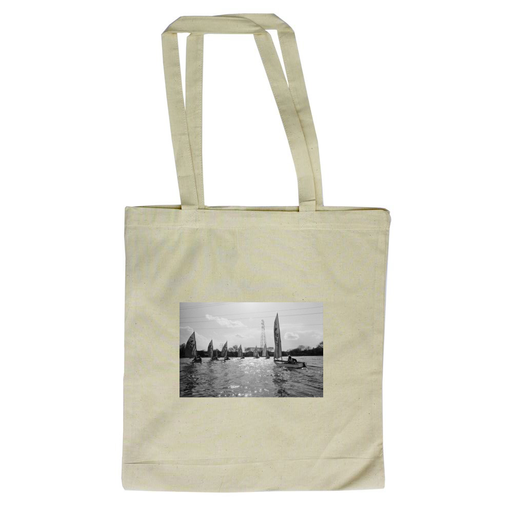 I.P.C. Yacht Club, Farloes Lake Tote Bag Tote Bag
