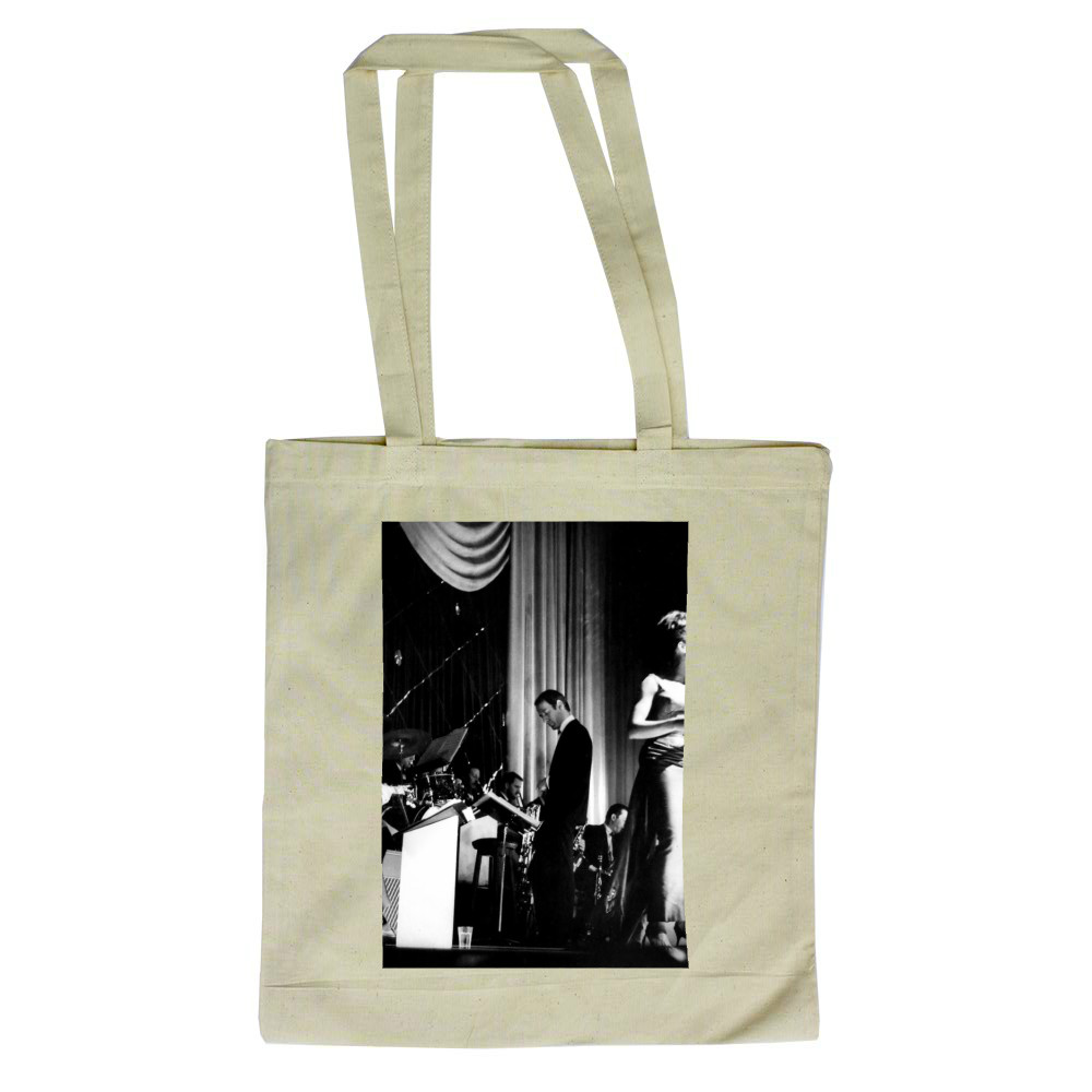 Shirley Bassey Tote Bag