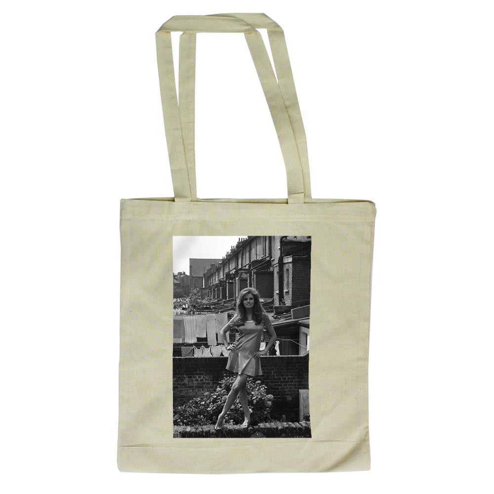 Raquel Welch Tote Bag