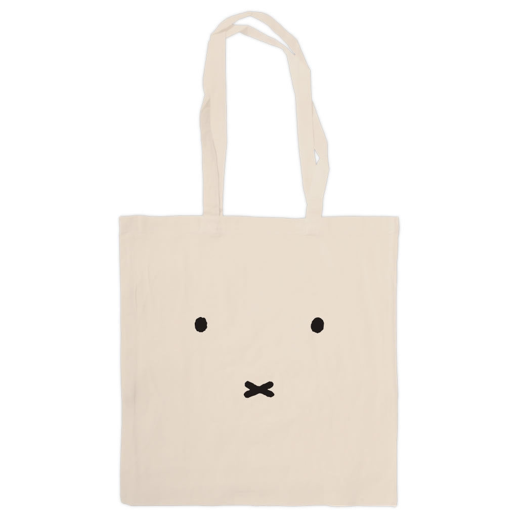 Decorations For Home Miffy Face Tote Shopper Bag