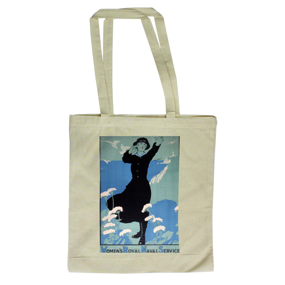 Women's Royal Naval Service Tote Bag