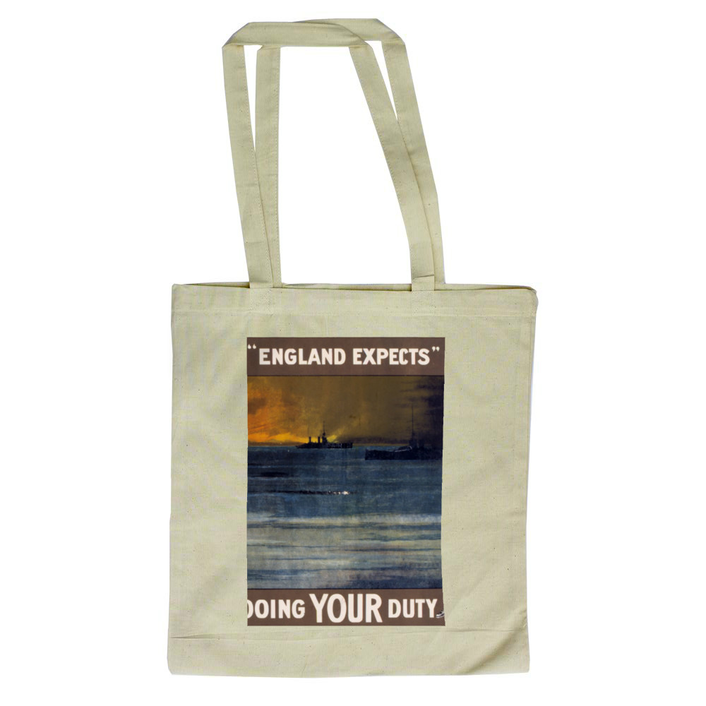 Are You Doing Your Duty To-Day? Tote Bag