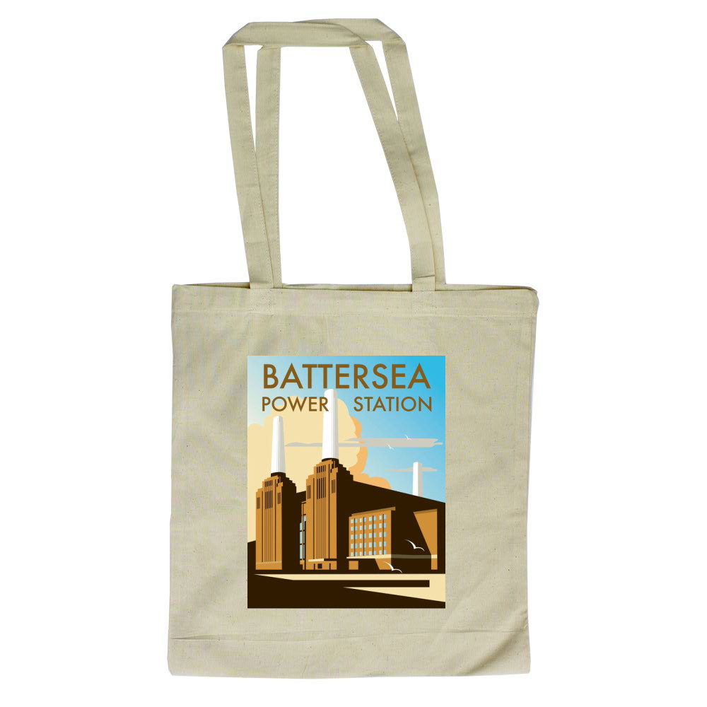Battersea Power Station Tote Bag