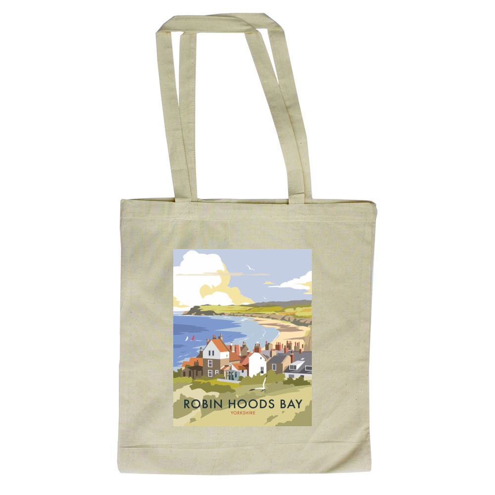 Robin Hoods Bay Tote Bag