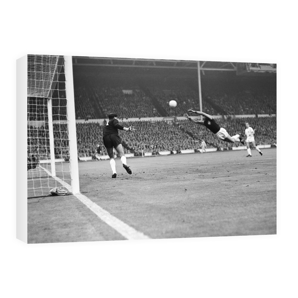 European Cup Winners Cup Final at Wembley Stadium. West Ham United 2 v.. Canvas