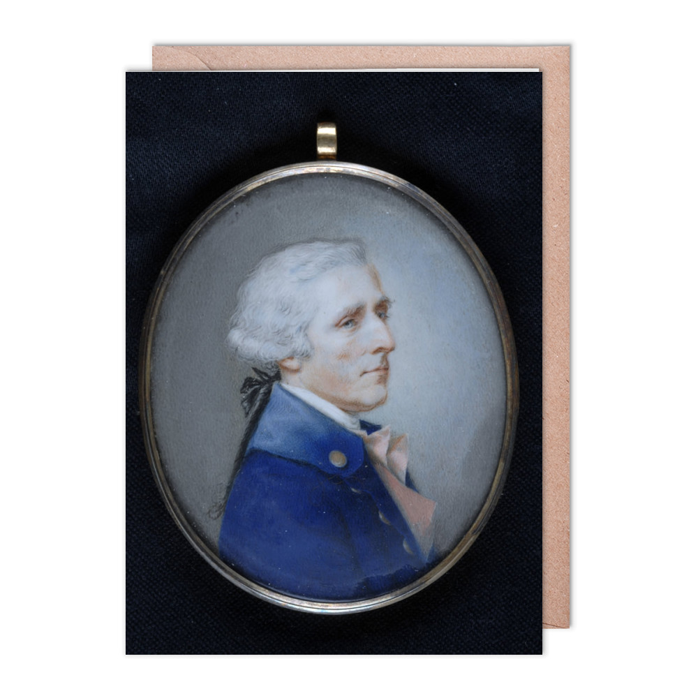 Sir William Hamilton Greeting Card (x2)
