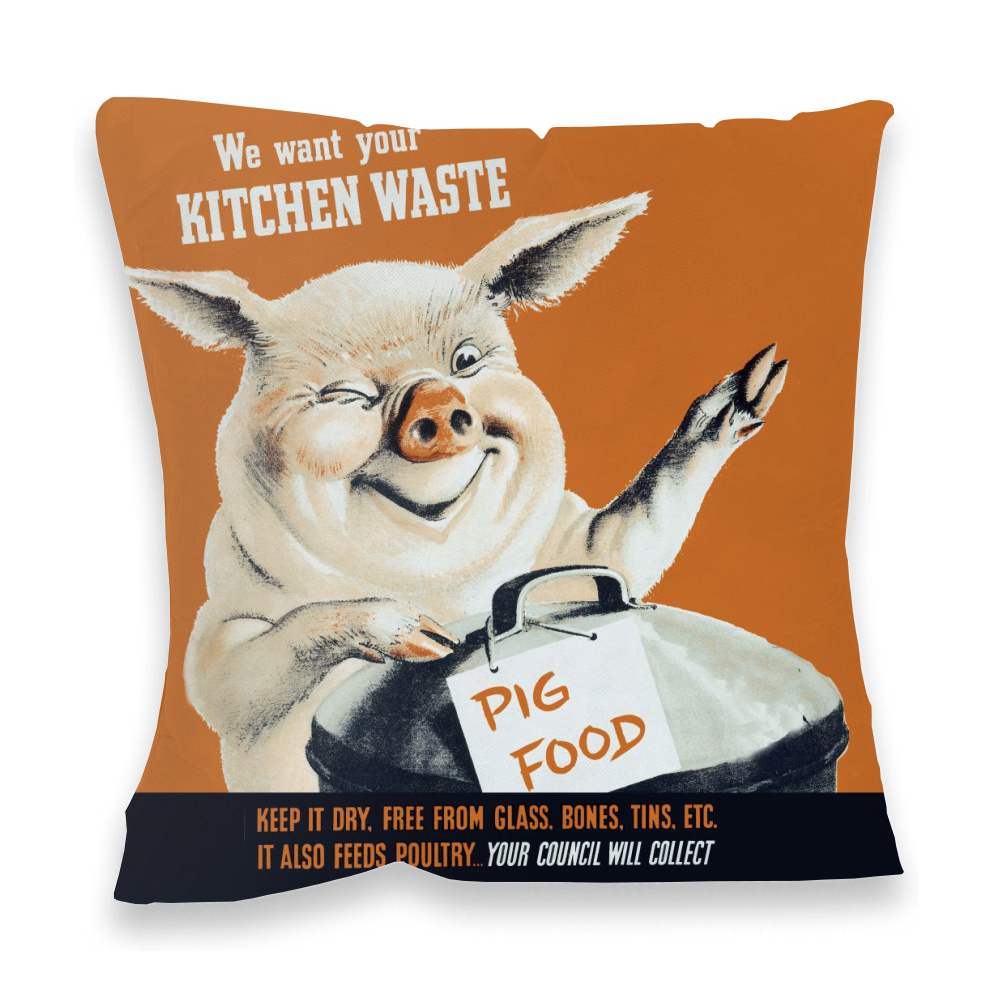 We Want Your Kitchen Waste