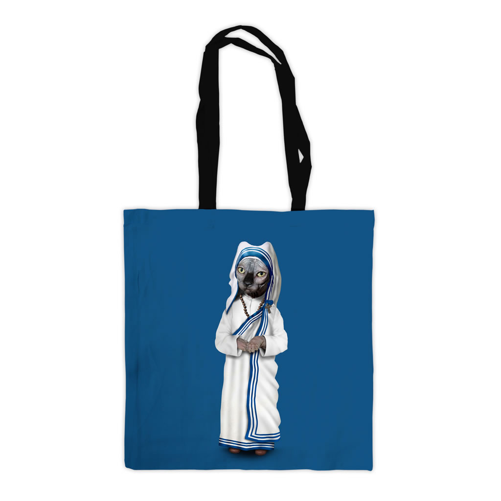 Calcutta Pets Rock Premium Tote Bag