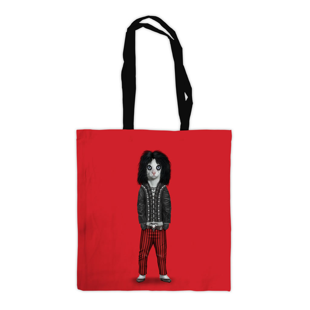 Shock Rock Pets Rock Premium Tote Bag