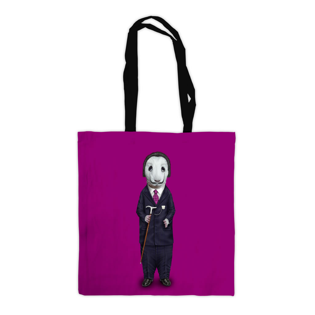 Surreal Pets Rock Premium Tote Bag