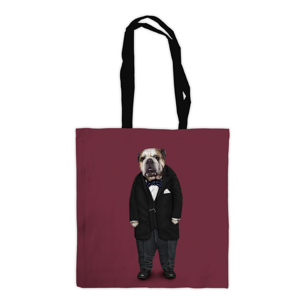 Leader Pets Rock Premium Tote Bag