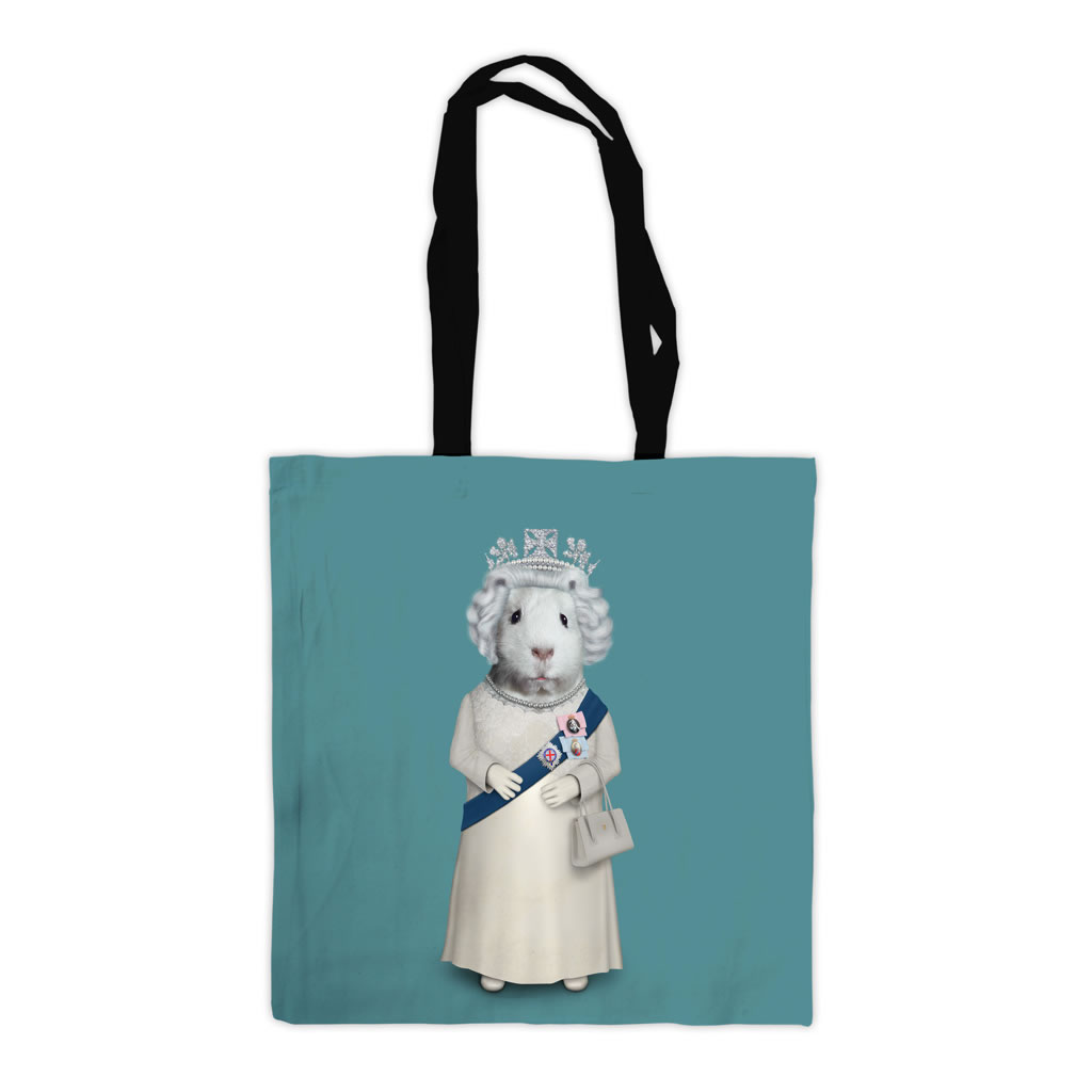 HRH Pets Rock Premium Tote Bag