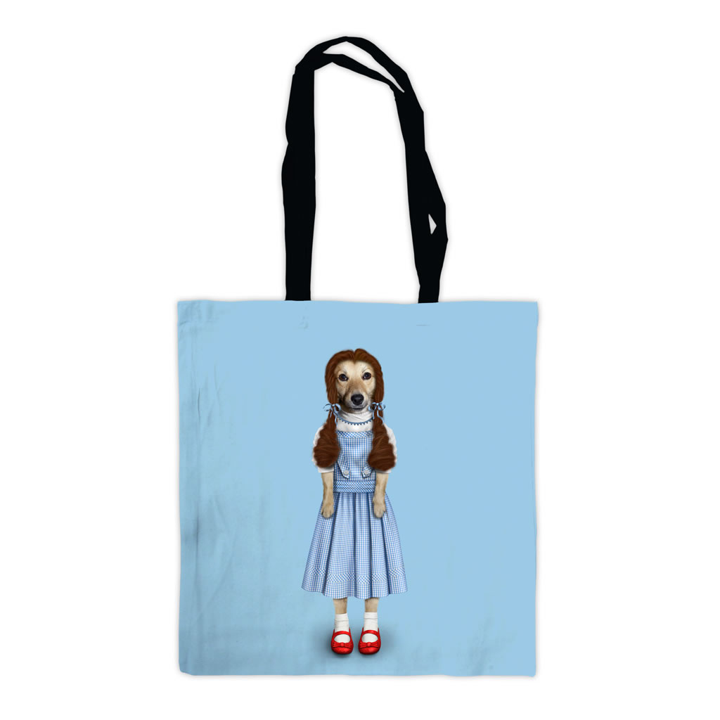 Ruby Pets Rock Premium Tote Bag