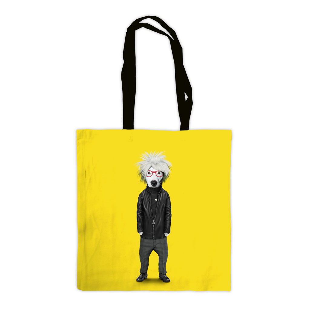 Soup Pets Rock Premium Tote Bag