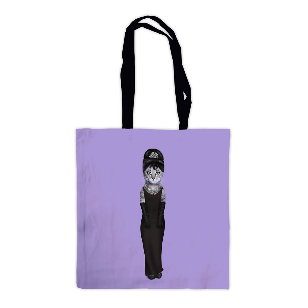 Breakfast Pets Rock Premium Tote Bag