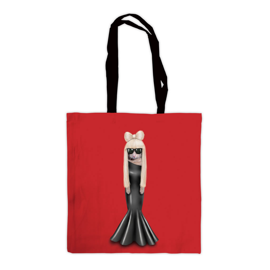 GG Pets Rock Premium Tote Bag
