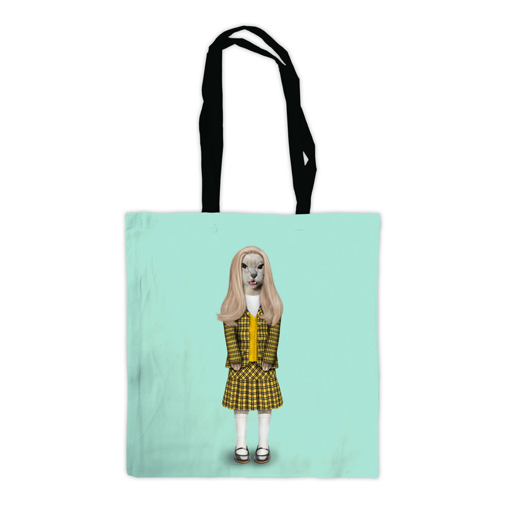 High School Pets Rock Premium Tote Bag