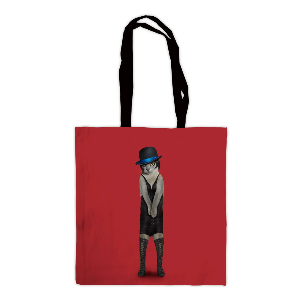 Berlin Pets Rock Premium Tote Bag