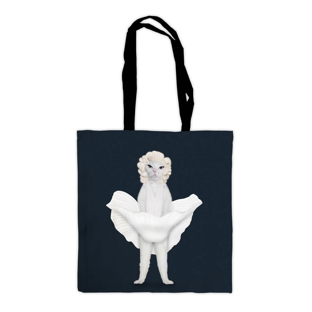 Diamonds Pets Rock Premium Tote Bag