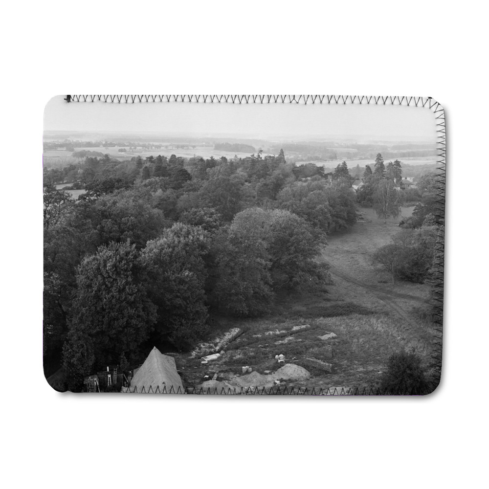 Stratton's Folly in Little Berkhamsted, 1969. iPad Sleeve